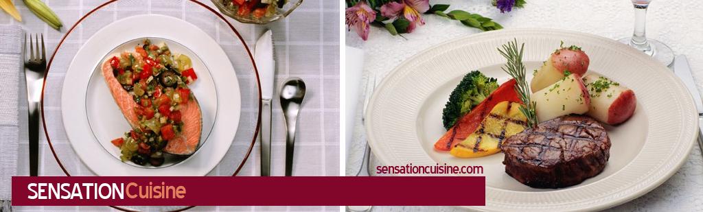 Sensation cuisine